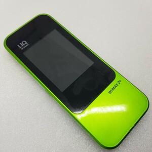 UQ WiMAX モバイルルーター W04