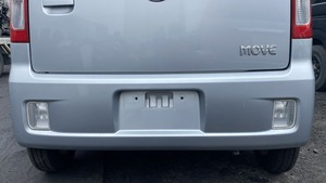 H16 year L150S Move rear bumper color S28 secondhand goods prompt decision 2025621 210428 YM
