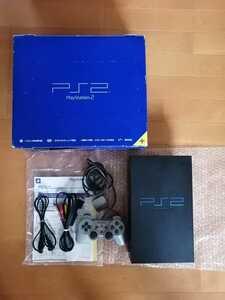 状態良好 SONY PS2 プレステ2 プレイステーション2 PlayStation2 本体一式 動作確認済