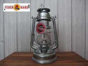 フュアハンド ベイビースペシャル 276 ランタン ジンク 亜鉛 直輸入 Feuerhand #276 Zinc Lantern