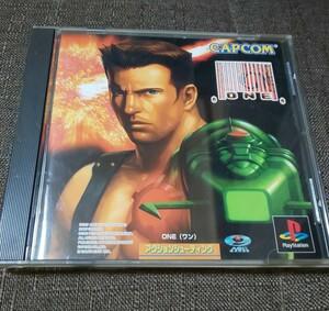 【レア ソフト】 PlayStation カプコン ONE (ワン) PSソフト プレステ プレイステーション