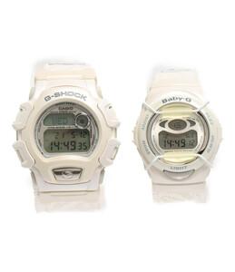 カシオ 腕時計 ペアウォッチ ラバーズコレクション クオーツ DW-0098 BGM-098 ユニセックス CASIO