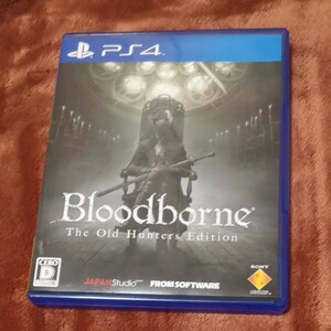【PS4】 Bloodborne The Old Hunters Edition [通常版] ブラッドボーン オールド ハンターズ