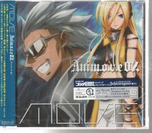 move さん 「Anim.o.v.e 02」 CD 未使用・未開封