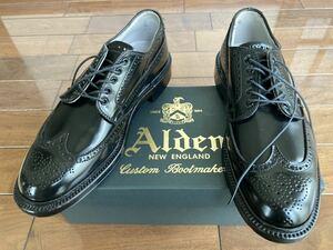 Alden オールデン コードバン 6 1/2 D BLACK