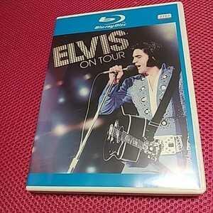Blu-ray エルヴィス・オン・ツアー