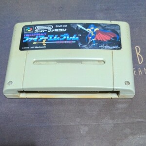 SFC ファイアーエムブレム紋章の謎  電池新品