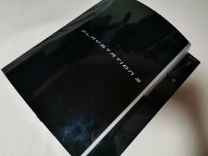 ジャンク プレステ3 本体 CECHL00 80GB