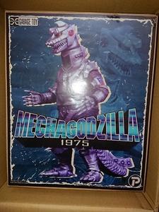東宝30cmシリーズ メカゴジラ (1975) 全高約270mm 塗装済み 完成品 フィギュア エクスプラス(X PLUS)