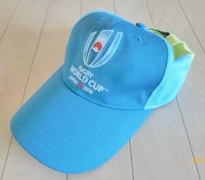非売品 CANTERBURY ラグビーワールドカップ2019 日本 キャップ 帽子 大会スタッフ ボランティア
