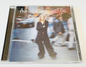 アルバムラヴィーン Let Go CD