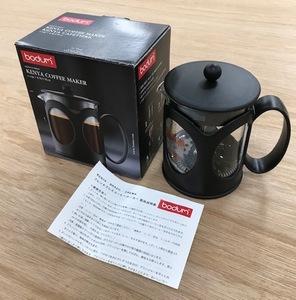 ボダム ケニア フレンチプレスコーヒーメーカー 500ml