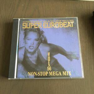 SUPER EUROBEAT NON-STOP MEGA MIX VOL.56