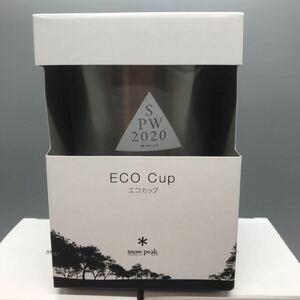 【限定販売品】snowpeak エコカップ SPW2020限定