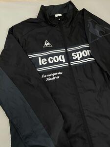 ルコック le coq sportif ルコックスポルティフ ゴルフウェアー メンズ ジャケット Oサイズ 長袖