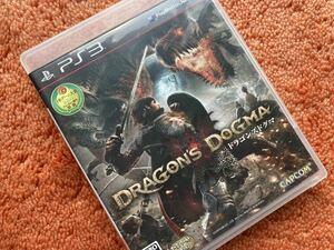 ドラゴンズドグマ PS3 プレステ3 ゲームソフト