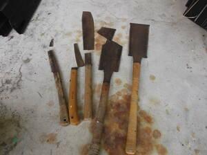 ノコギリ 複数  朽ち果てた 折れた ジャンク品 大工用品 木 切り 木材 切断 送料着払い