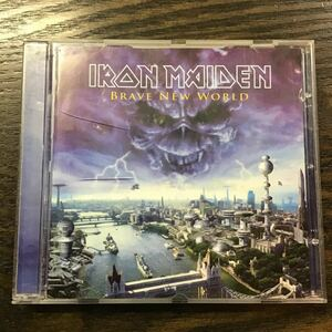 【輸入盤】 IRON MAIDEN /アイアンメイデン/ Brave New World / ヨーロッパ盤