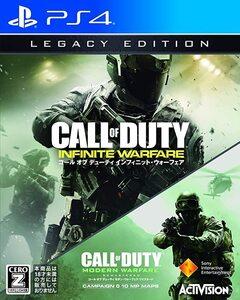 コールオブデューティ インフィニット・ウォーフェア PS4 ゲームソフト ACTIVISION プレイステーション4