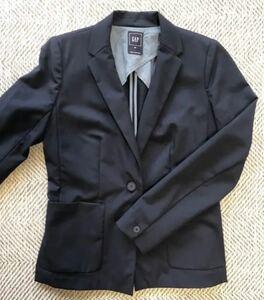 紺ブレザー  テーラードジャケット