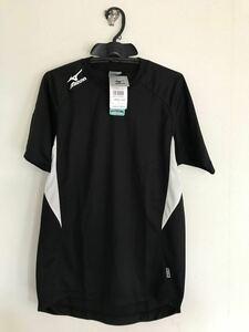 連休お値引き!新品スポーツシャツ MIZUNO クイックドライプラス 半袖 プラクティスシャツ