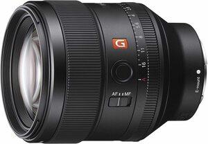 中古 ソニー SONY FE 85mm F1.4 GM Eマウント35mmフルサイズ対応 SEL85F14GM 単焦点レンズ