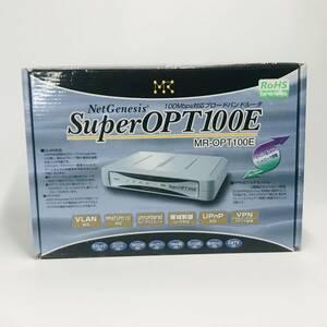 ★送料無料★匿名配送★ マイクロリサーチ NetGenesis SuperOPT100E MR-OPT100E