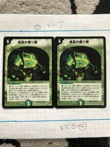 成長の揺り籠 2006 20/55 2枚セット
