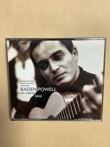 送料無料 バーデン パウエル「three originals」2枚組CD 輸入盤 28曲