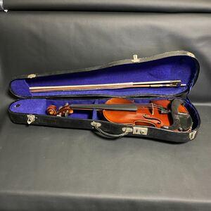 SUZUKI スズキ 鈴木バイオリン 1965 ハードケース付 現状品渡し アンティーク ヴィンテージ