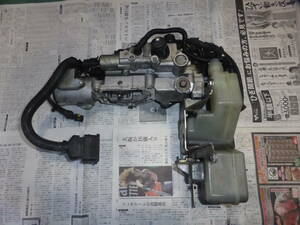H20 year 31212 Fiat 500 1.2 8V lounge right steering wheel mission tia logic actuator