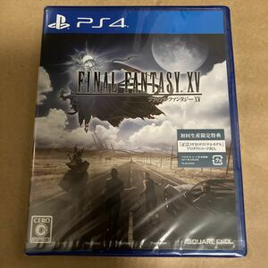 PS4 FINAL FANTASY XV FF15 新品未開封