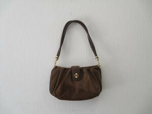 メーカー不明 ハンドバッグ 中古 ゆうパック100サイズ 同梱対応可能 1円スタート