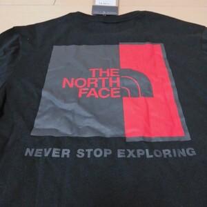 THE NORTH FACE 半袖Tシャツ ビッグロゴ