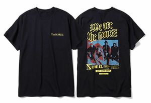 The BONEZ ツアーTシャツ 黒 M ザボーンズ