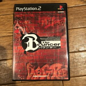 PS2ソフト バウンサー  プレイステーション2 PlayStation2