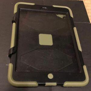 iPad mini 専用ケース 耐衝撃 衝撃吸収 グリーン