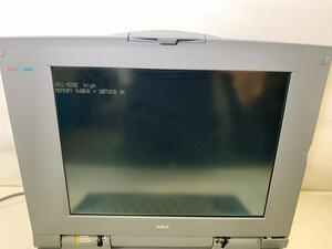 YN198★★【ジャンク】NEC 旧型 ノートパソコン PC-9821LT/350A