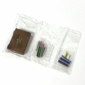 リーメント お気に入りの文房具 色鉛筆 未使用 シークレット Re-MeNT ぷちサンプル シリーズ 色えんぴつ ドールハウス 小物 希少 レア