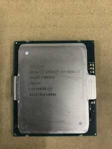 中古動作品 Intel Xeon E7-8891v3 SR225 CPU