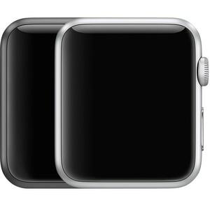 Apple Watch Series 2 Nike+ A1758 42mm アルミニウムケース スペースグレイ スマートウォッチ 商品状態Cランク 中古本体