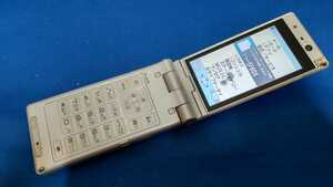 docomo FOMA P-01A #DG2006 Panasonic ガラケー ケータイ 簡易動作確認&簡易清掃&初期化OK 判定○