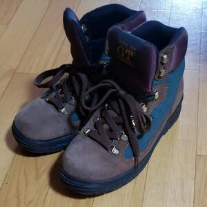 トレッキングシューズ マウンテンブーツ 登山靴 ホーキンス メンズ 26cm