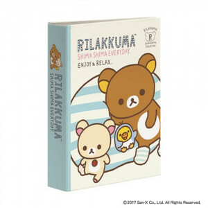 ナカバヤシ 1PKポケットアルバム40 リラックマ B 1PK-40-4-2(a-1594831)