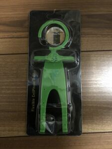 smartphone holder ( green ) new goods unopened goods same day shipping possibility |(^o^)|