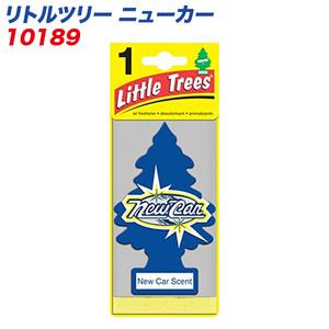 (メール便対応)バドショップ:芳香剤 LittleTrees リトルツリー ニューカー 吊り下げ式/10189