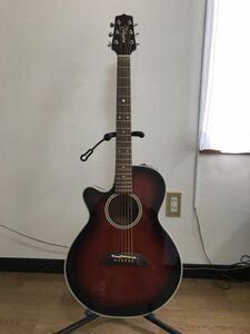 Takamine PT-106LH акустическая гитара левый ... редкий . .