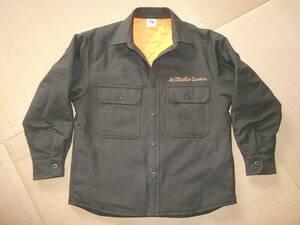 GU STUDIO SEVENコラボ ダブルポケットシャツ 試着のみ サイズM 身幅61cm    ジーユー スタジオセブン