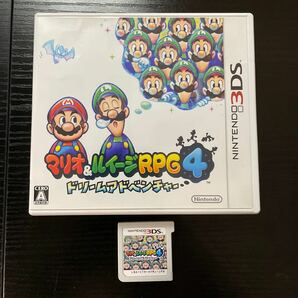 3DS マリオ&ルイージRPG4 ドリームアドベンチャー
