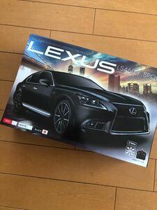 【新品】レクサス・ブラックカラーラジコン